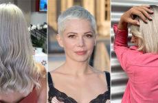 Холодный блонд — роскошный оттенок который идет не всем