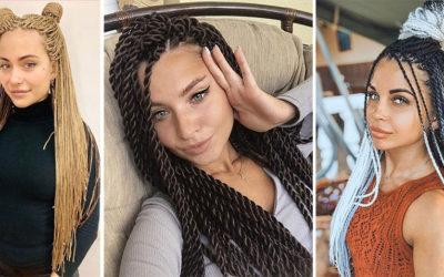 Сенегальские косы: простой и яркий способ преобразиться за 2 часа