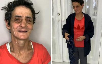 Из неухоженной бездомной в стильную леди: визажист и стоматолог изменили женщину до неузнаваемости