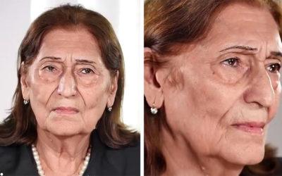 Визажист подарил женщине вторую молодость круто изменив ее внешность