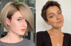 Это самые яркие стрижки на короткие волосы в 2020 году